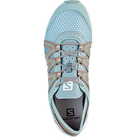 Salomon Crossamphibian Swift 2 Shoes Dame lead/deep taupe/icy morn